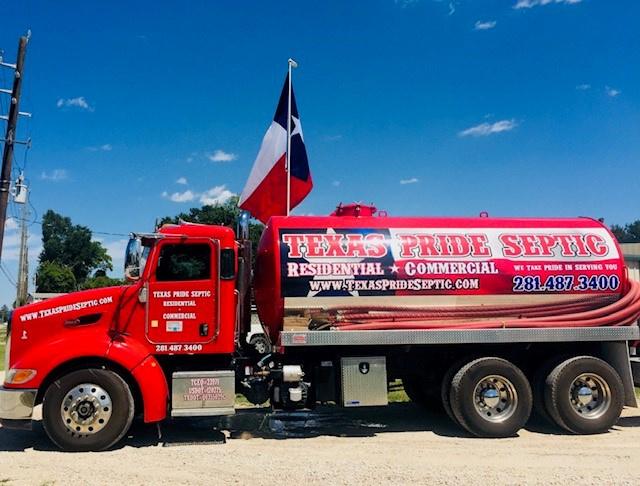 Texas Pride Septic Inc.