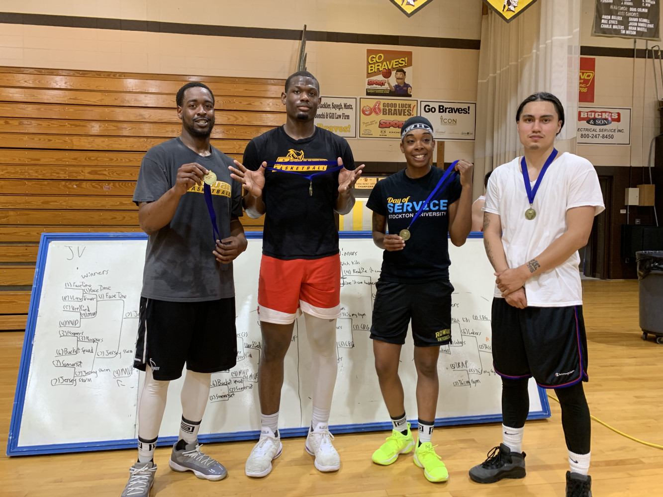 Adult Champions: CBG