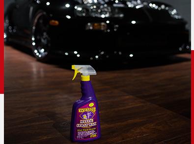 Mystic Spray Wax