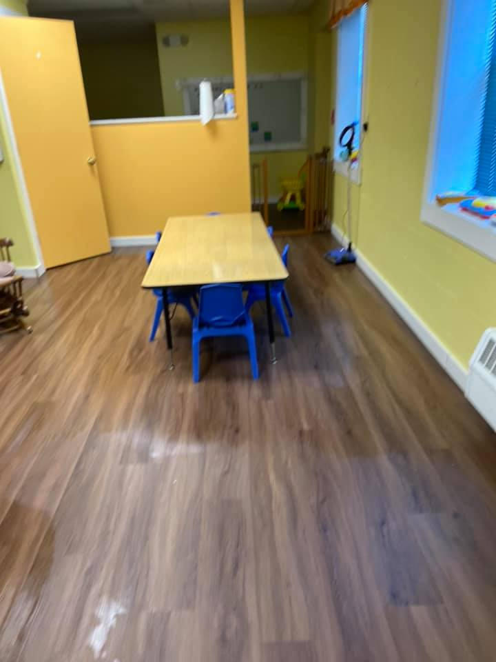 Cubbies Room  Ages 2 - 4