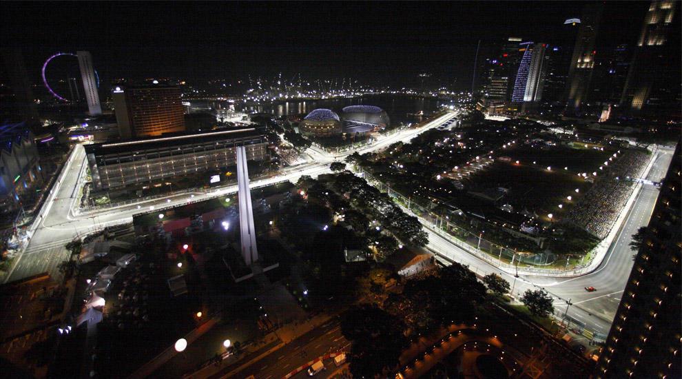 F1 at Singapore