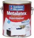 Metalatex Acetinado Requinte Superlvavél Tinta Acrílica com acabamento Acetinado