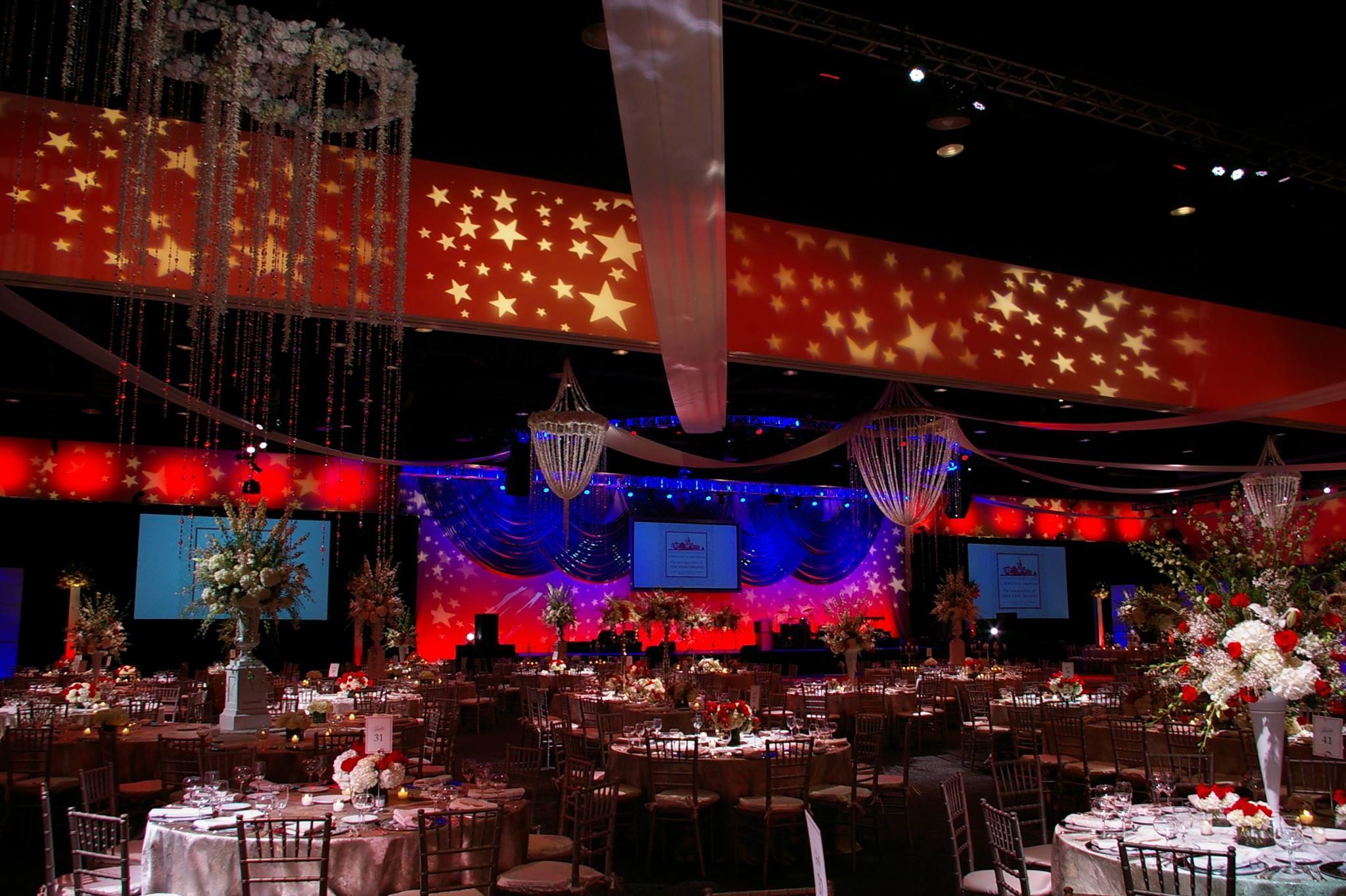 Stunning Event Venue Design