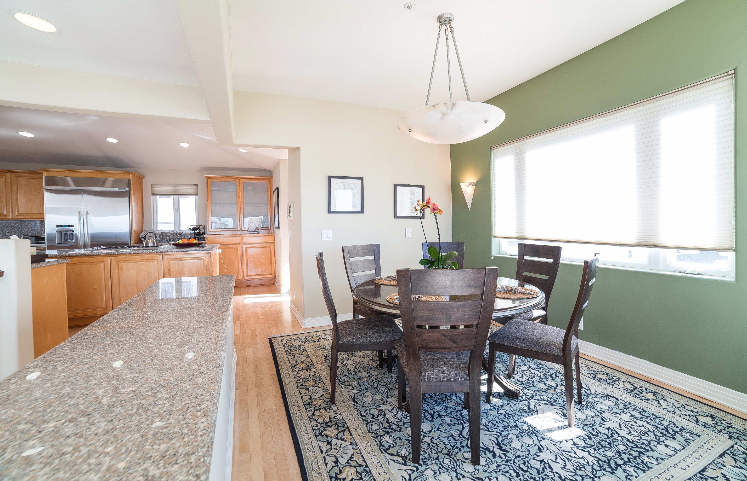 MB Townhouse Dining Area