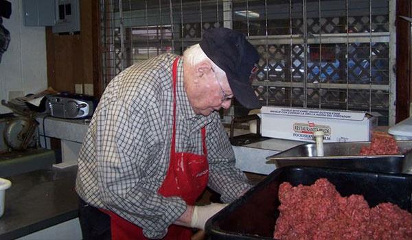 Burger Making Process