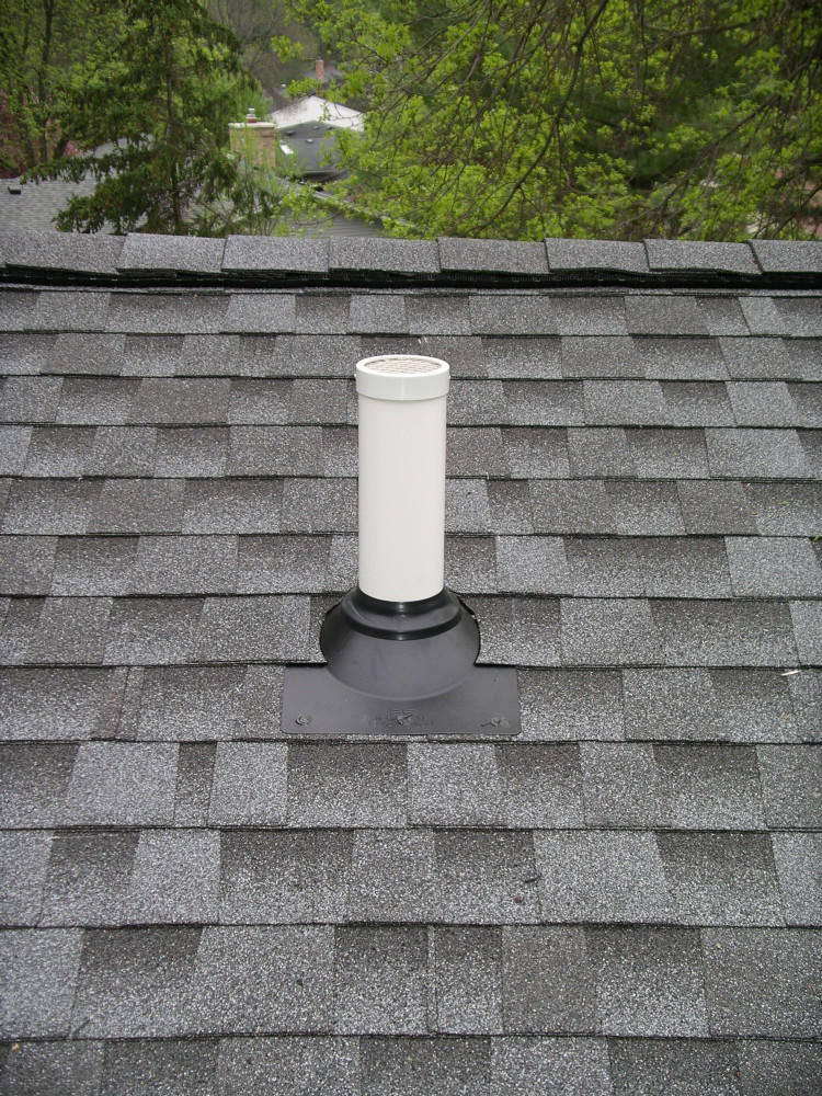 High Quality Roof Flashing and Screen Cap