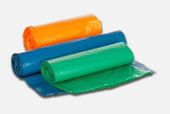 CIMA Bolsas Plásticas Biodegradables - película plana de polietileno