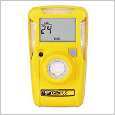 Yellow Gas Monitor