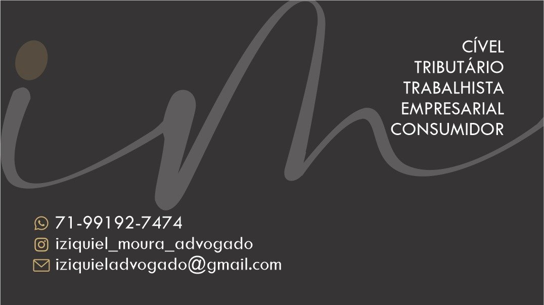 Iziquiel Moura - Advocacia & Consultoria Jurídica