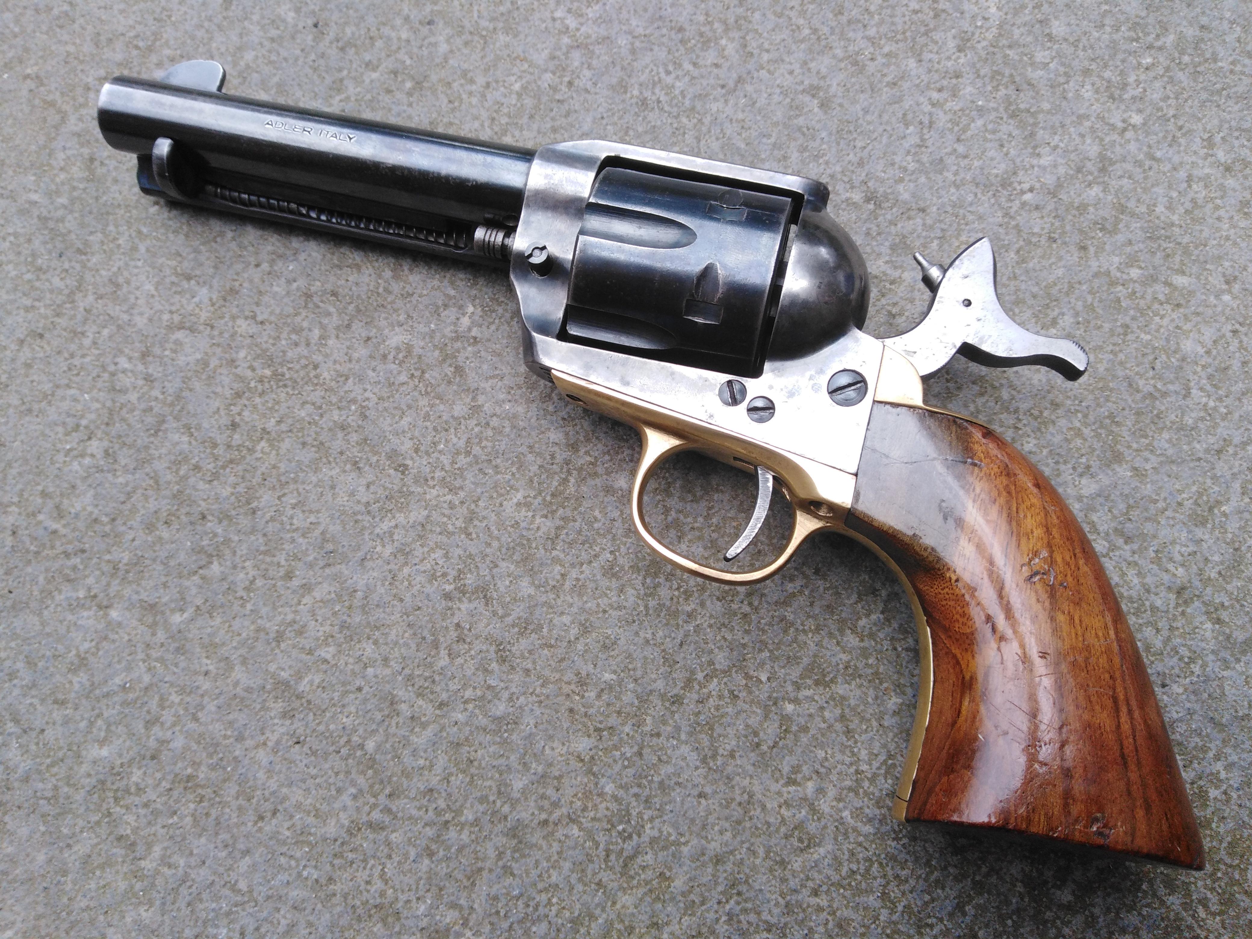 Adler 1873 Colt SAA
