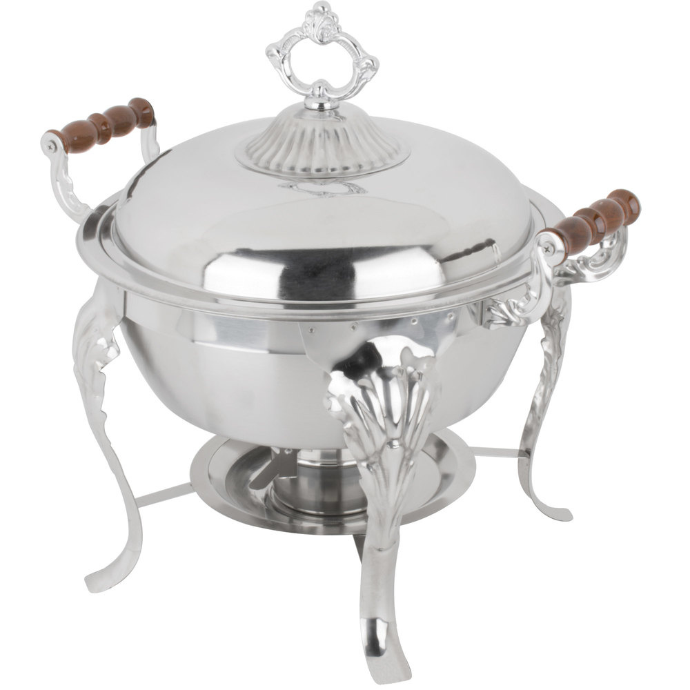 Chafing Dish Round Deluxe $15/day or weekend