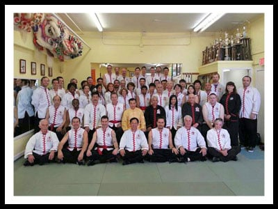 Wudan Travelling Dragon Sword Seminar