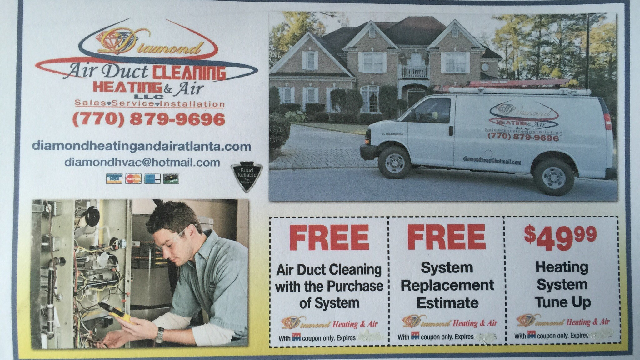 Diamond Heating & Air Conditioning