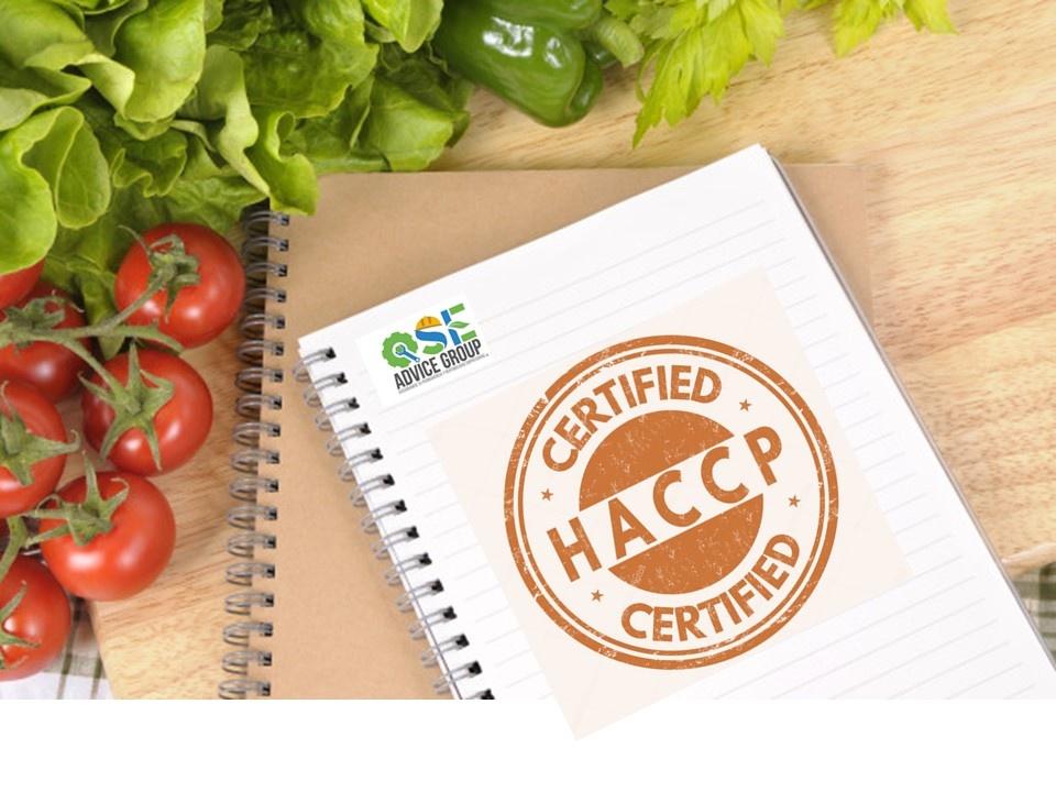 HACCP Avanzado Nivel III