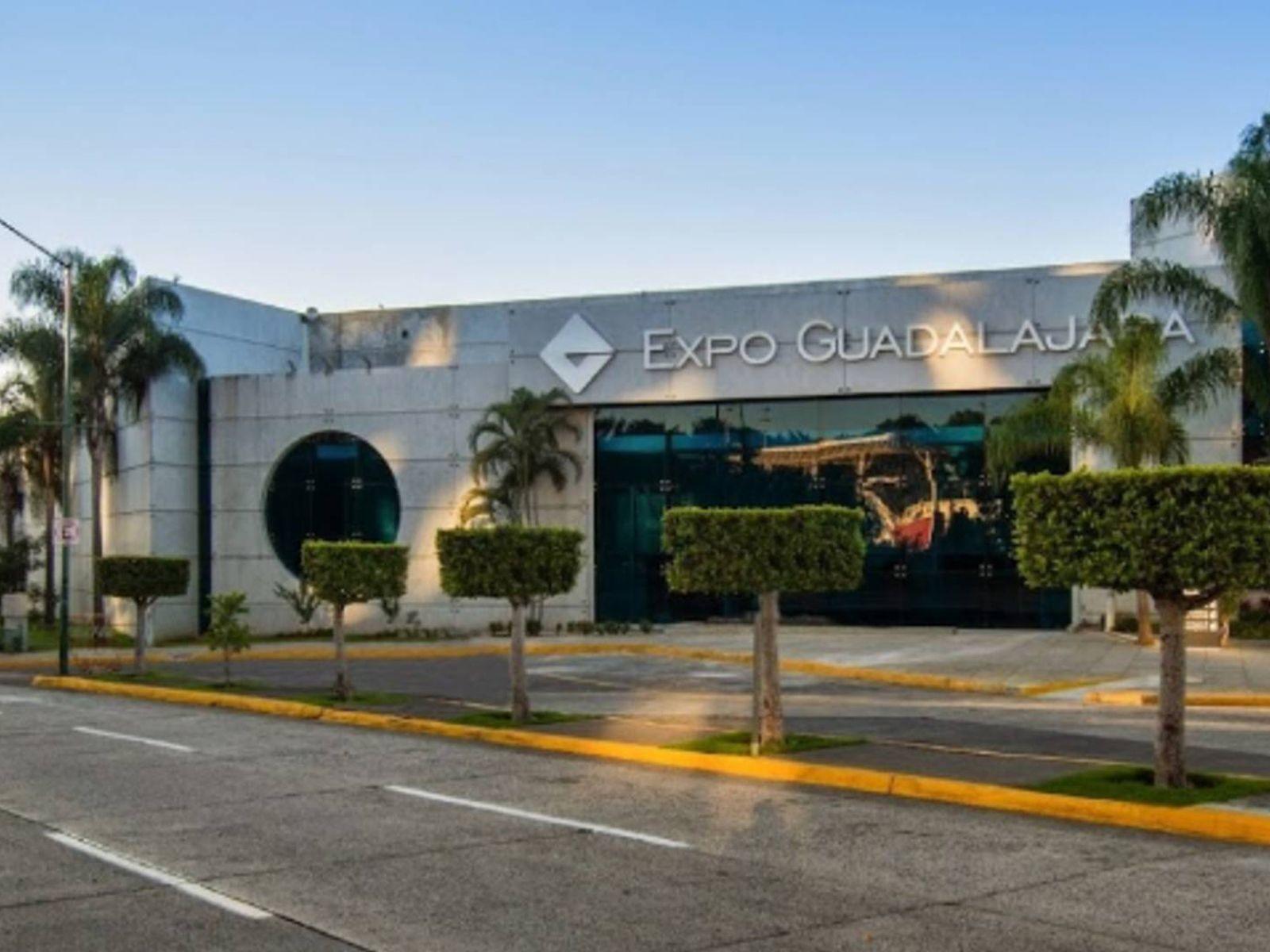 EXPO GUADALAJARA A 27 MIN