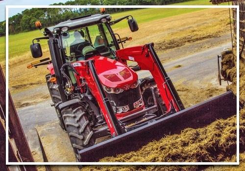 Mid Range Tractor