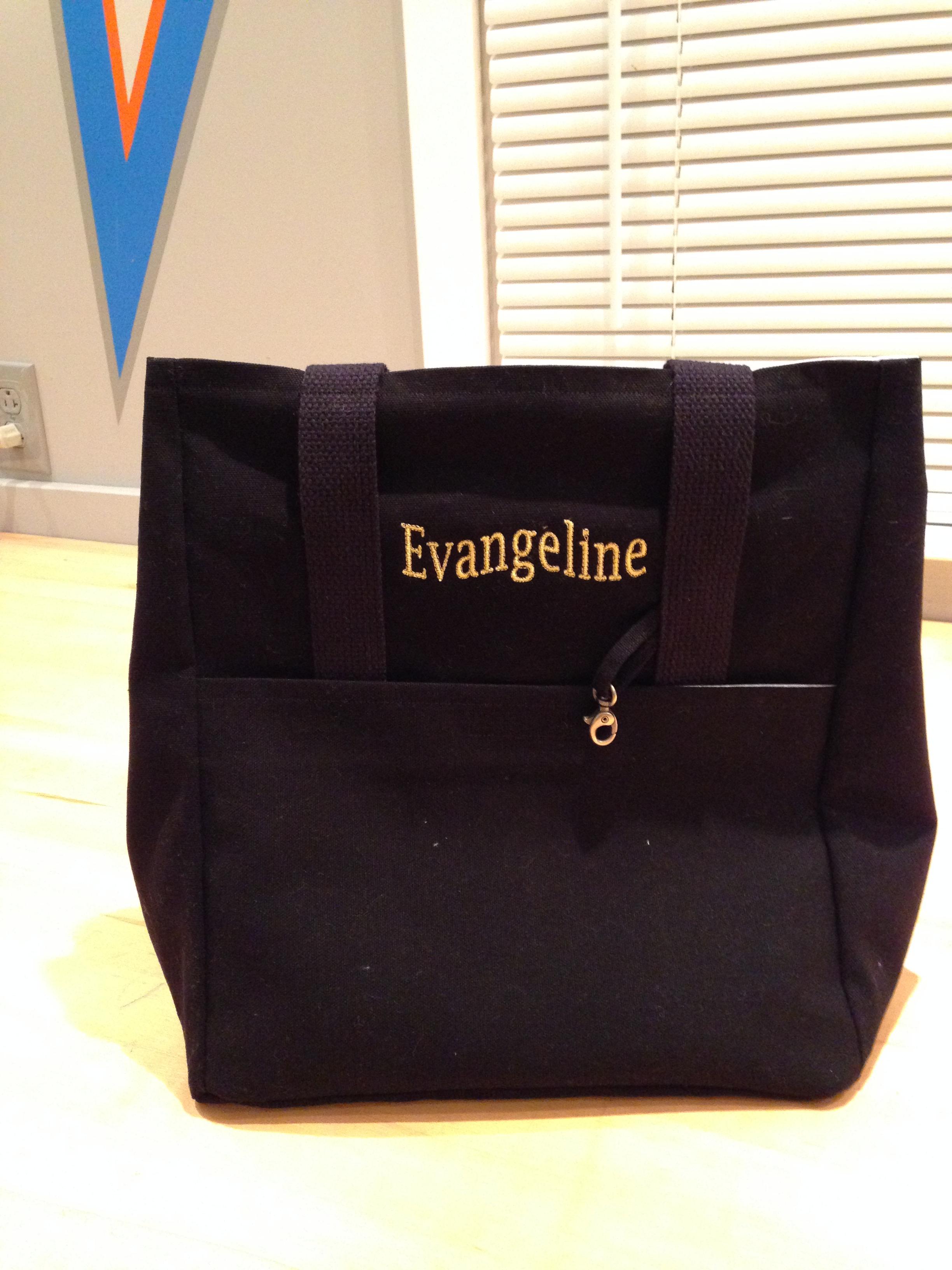 Custom Baby Bag
