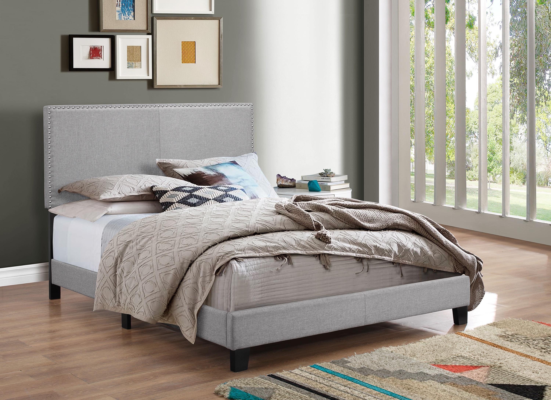 Erin Bed Grey