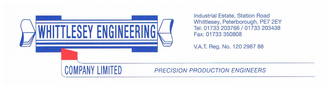 Whittlesey Engineering Company Ltd