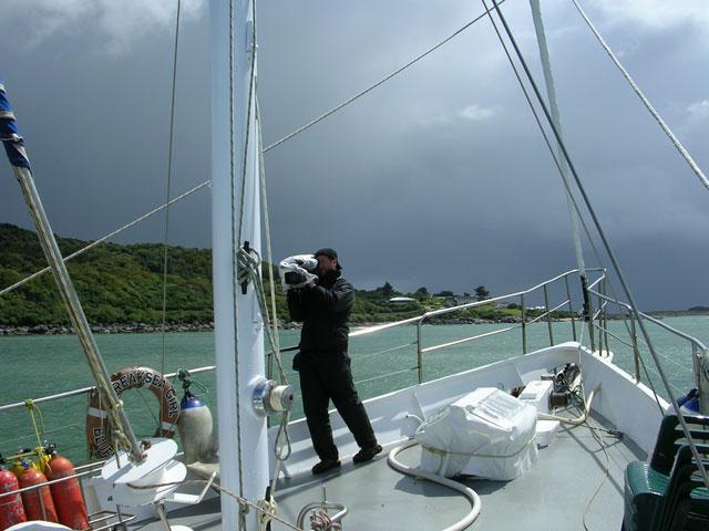 Recording Ocean Views