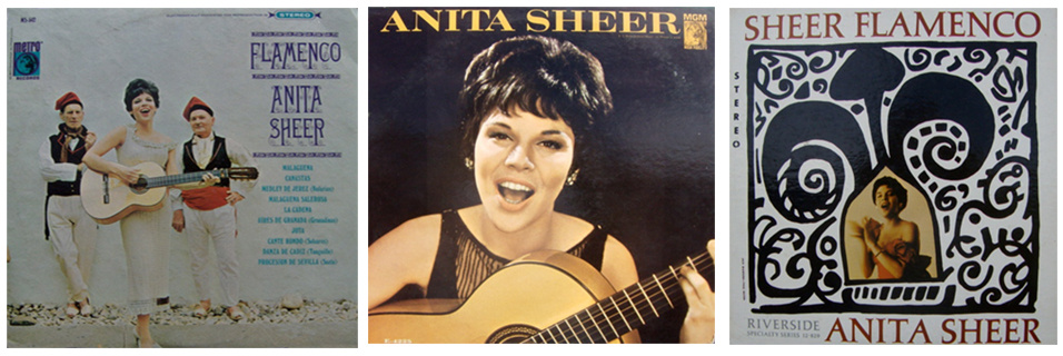 Anita Sheer Albums