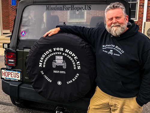 Leighton  O'Connor - MIssion For Hope