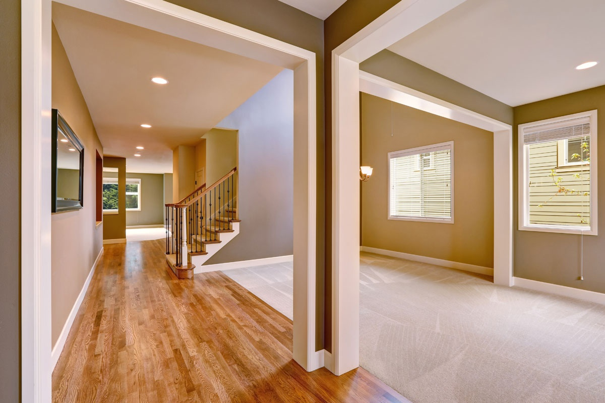Interior With Amazing Floorplan