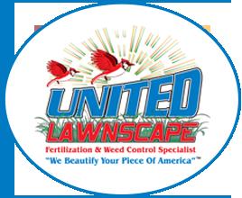 unitedlawnscapelawncare.com