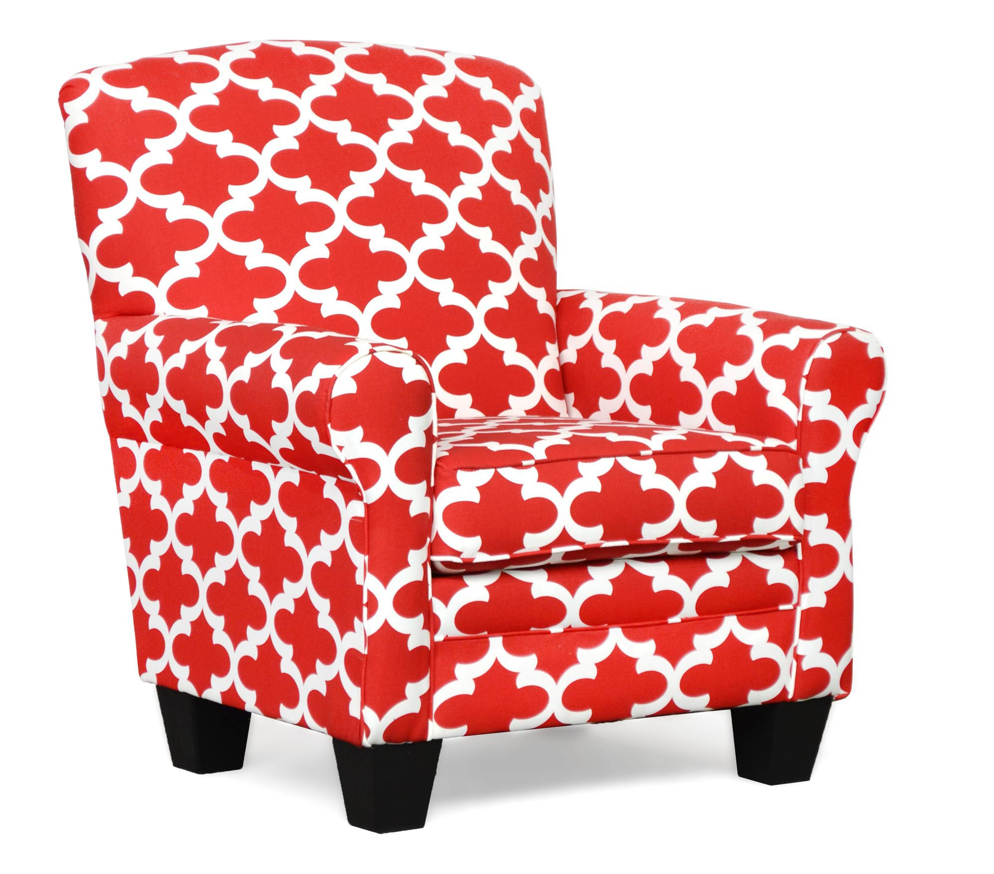 500 Quinn Lipstick Accent Chair