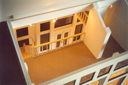 Closeup of Loft