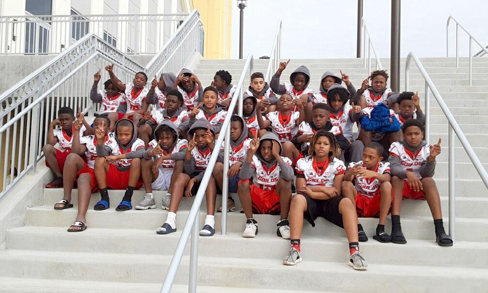 JPW Football Team