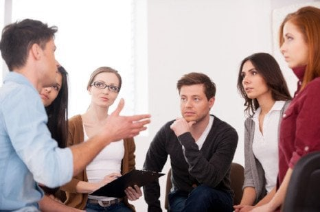 In-house training - Provides opportunities for discussion of common issues and problems.