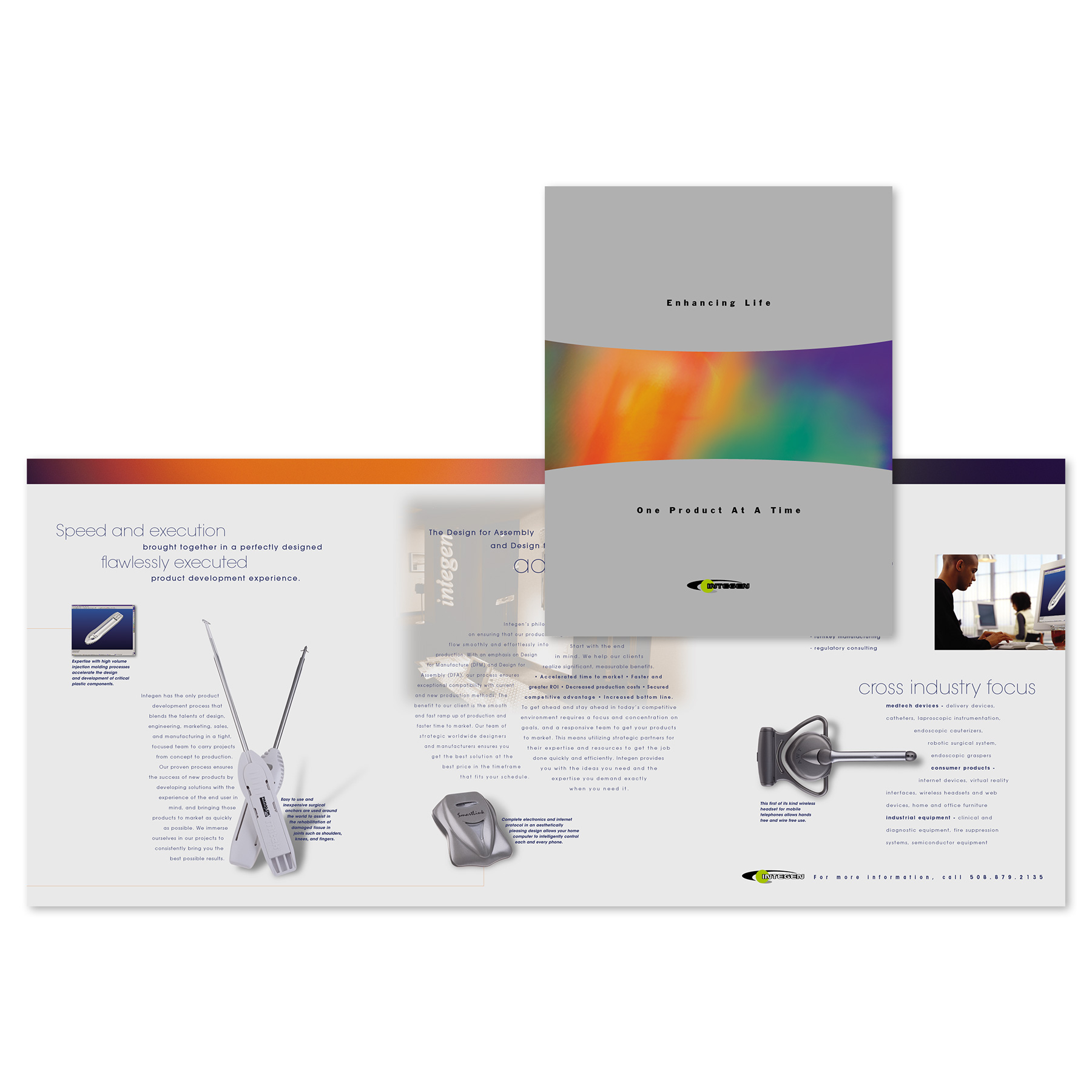 Integen Company Brochure