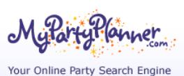 MyPartyPlanner.com Logo