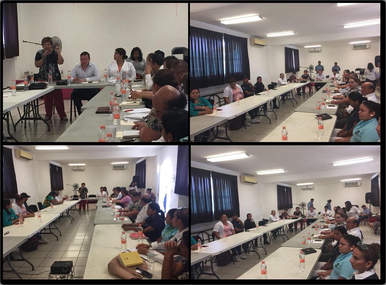 20/03/2018 Debido a la necesidad de brindar atención inmediata e integral a las victimas, derivado de la alerta  de género emitida en el municipio de Tonalá, se realizó una reunión de trabajo para la  conformación de la Mesa de Trabajo Interinstitucional de Atención a Víctimas de  Violencia de Género ISTMO COSTA.