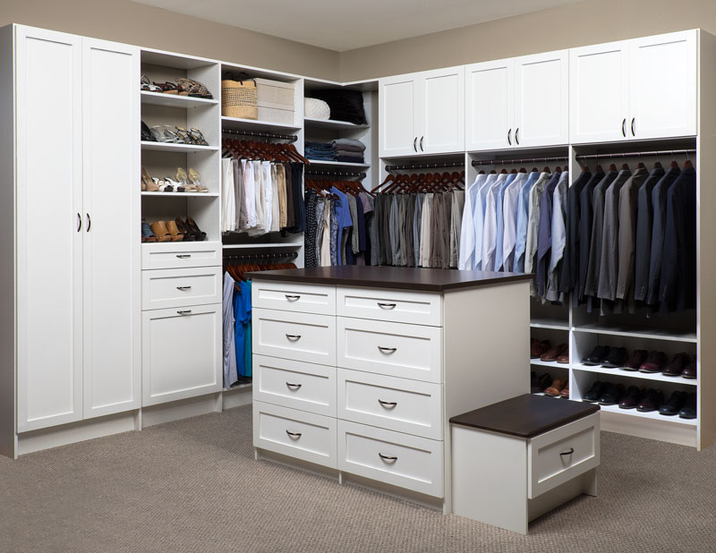 Closet Design In Cumming