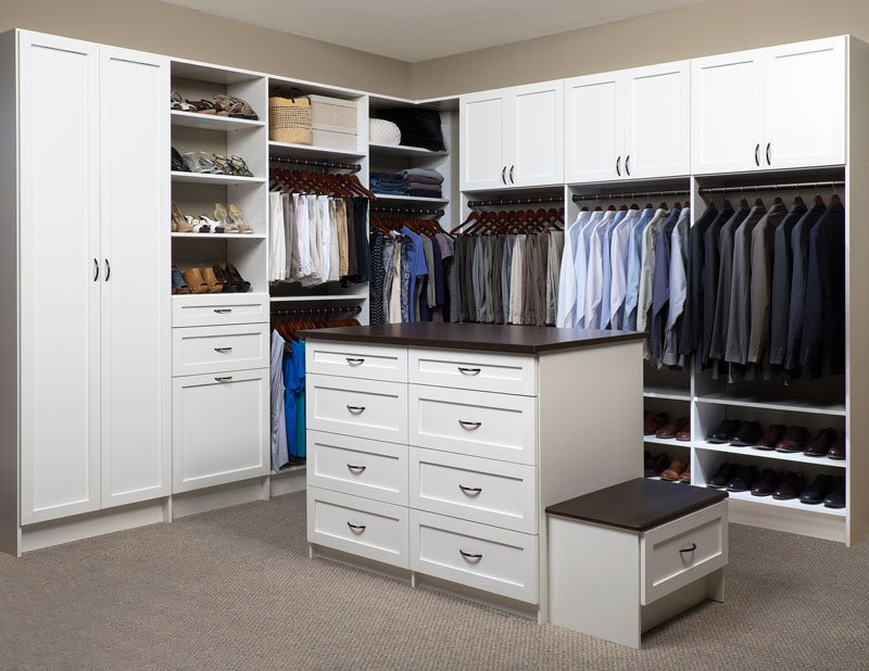 Good Closet Design In Cumming
