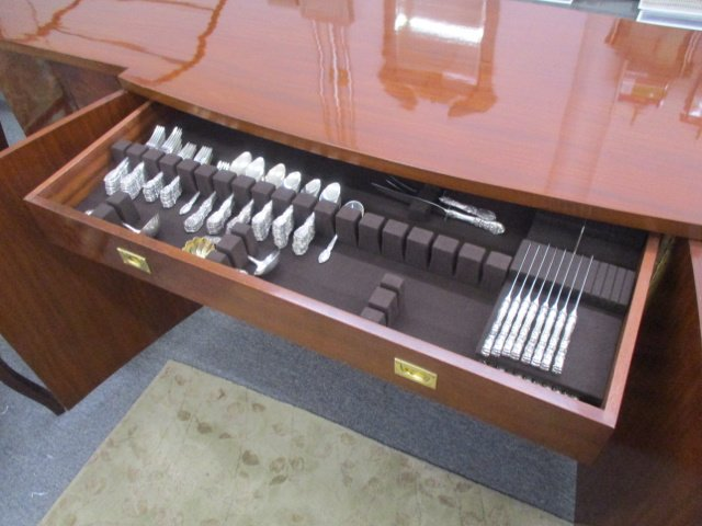Mahogany Sideboard Silverware Drawer
