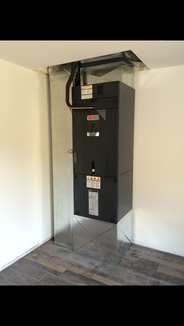 Air Handler Installation
