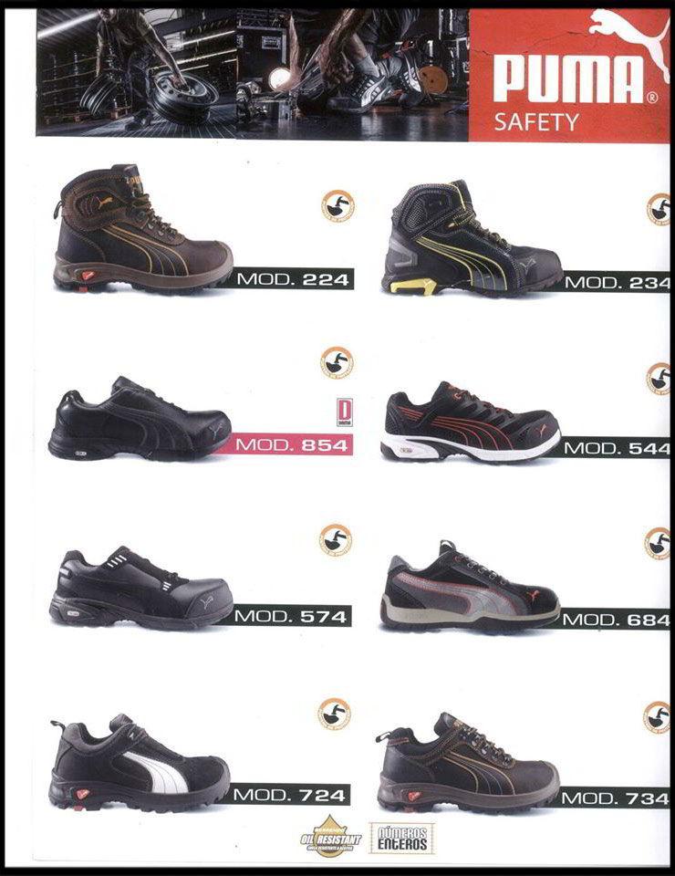 Artículos de Seguridad y Protección S.A de C.V. - Botas de hule