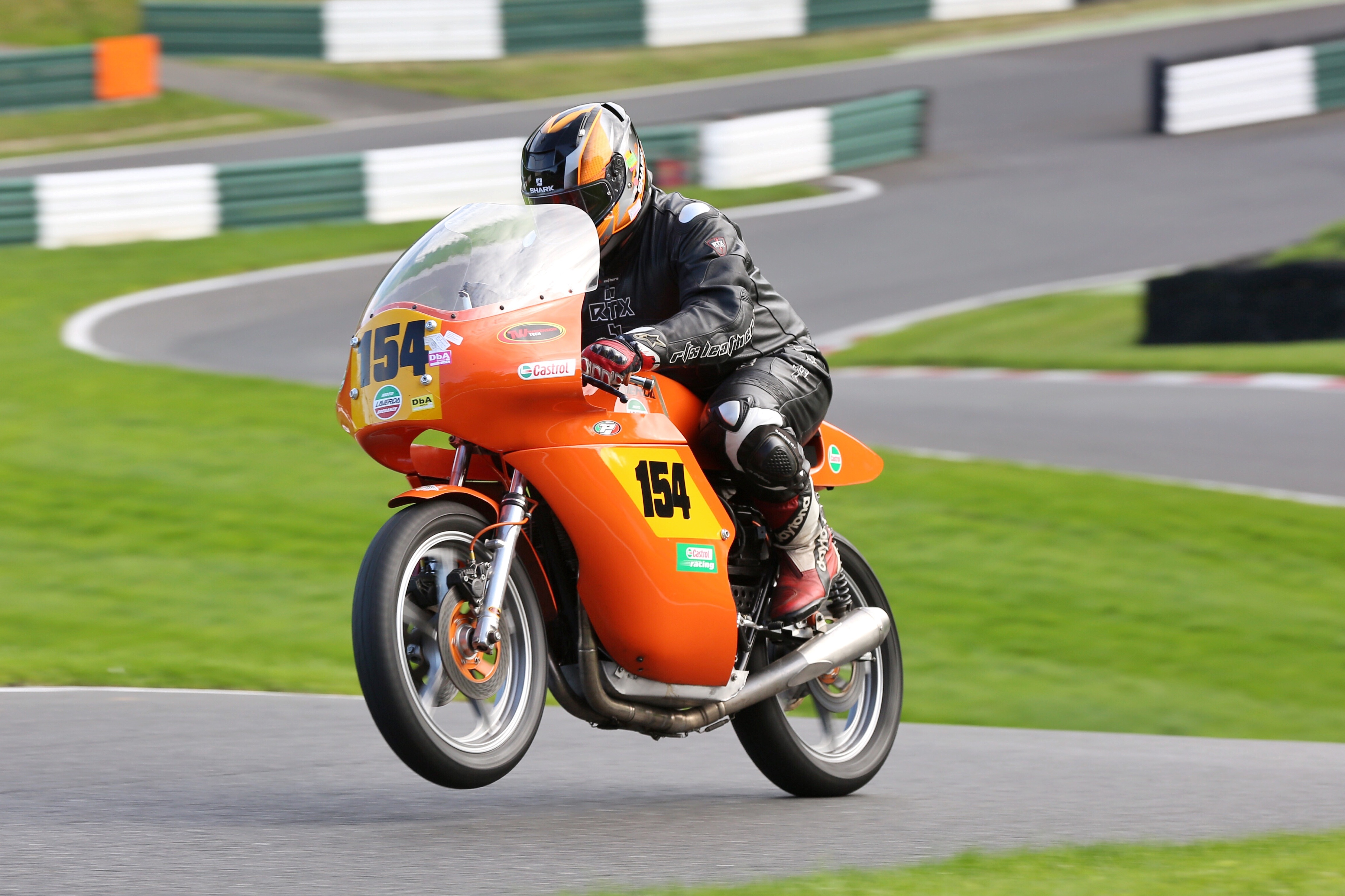 Over the Mountain Section at Cadwell