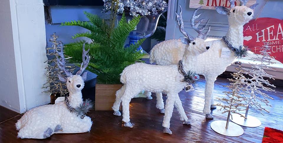 Reindeer Décor