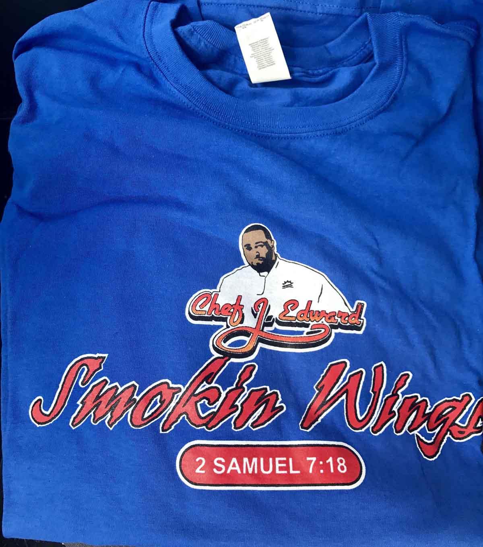 Smoking Wings Shirt