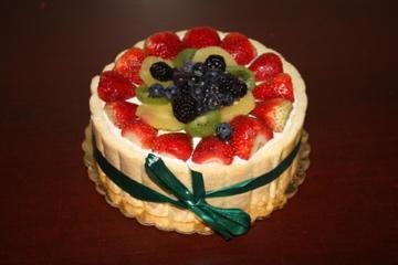 Fruit Supreme Cake