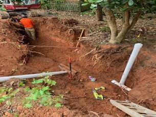 Sewer Line Installation Services