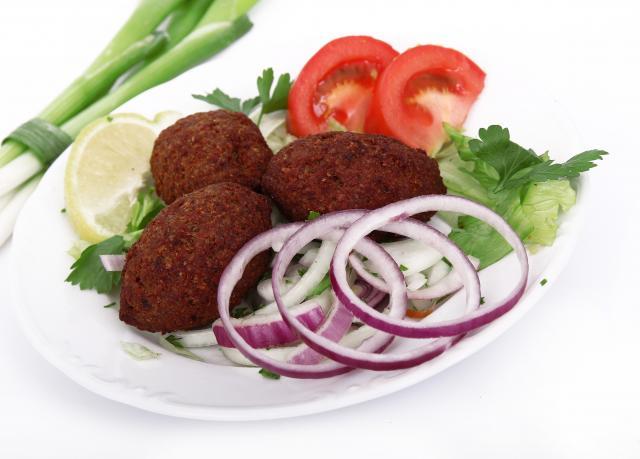 Kibbeh Salad