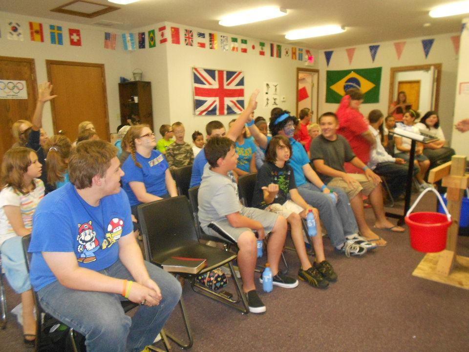 NBT Teen Revival Meeting!