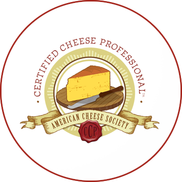 Certified Cheese Professional
