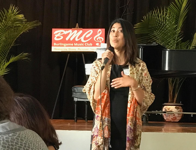 Naomi Sanchez, NFMC CA Representative