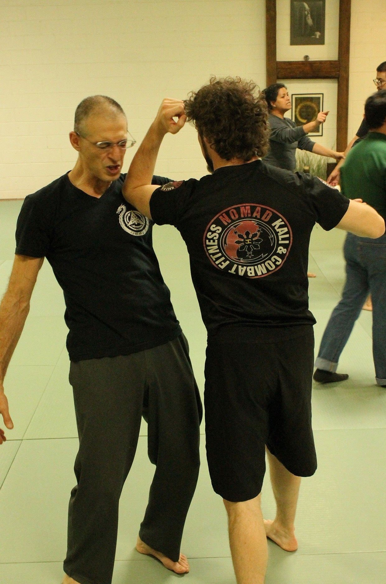 Self-Defense Training Class